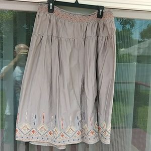 Old Navy Women's Skirt.  XL.